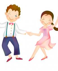 흥겨운 춤, 행복한 삶!...